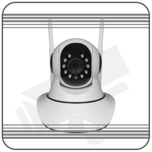 กล้องวงจรปิดไร้สาย (robot) รุ่น OK-HC100S