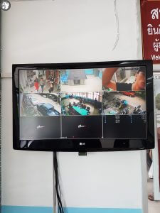 กล้องวงจรปิด HD