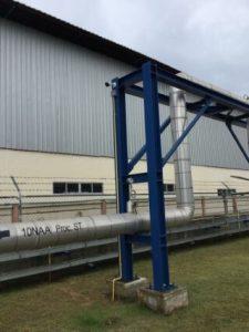 ติดตั้งระบบรักษาความปลอดภัย โรงไฟฟ้าเชียงรากน้อย 10
