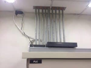 ติดตั้งระบบรักษาความปลอดภัย โรงไฟฟ้าเชียงรากน้อย 3