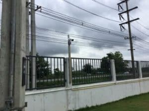 ติดตั้งระบบรักษาความปลอดภัย โรงไฟฟ้าเชียงรากน้อย 4