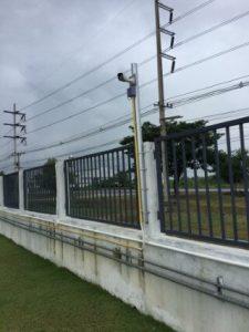 ติดตั้งระบบรักษาความปลอดภัย โรงไฟฟ้าเชียงรากน้อย 5