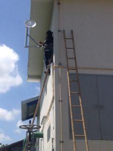 ติดตั้งระบบรักษาความปลอดภัย โรงไฟฟ้าเชียงรากน้อย 6