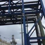ติดตั้งระบบรักษาความปลอดภัย โรงไฟฟ้าเชียงรากน้อย 8